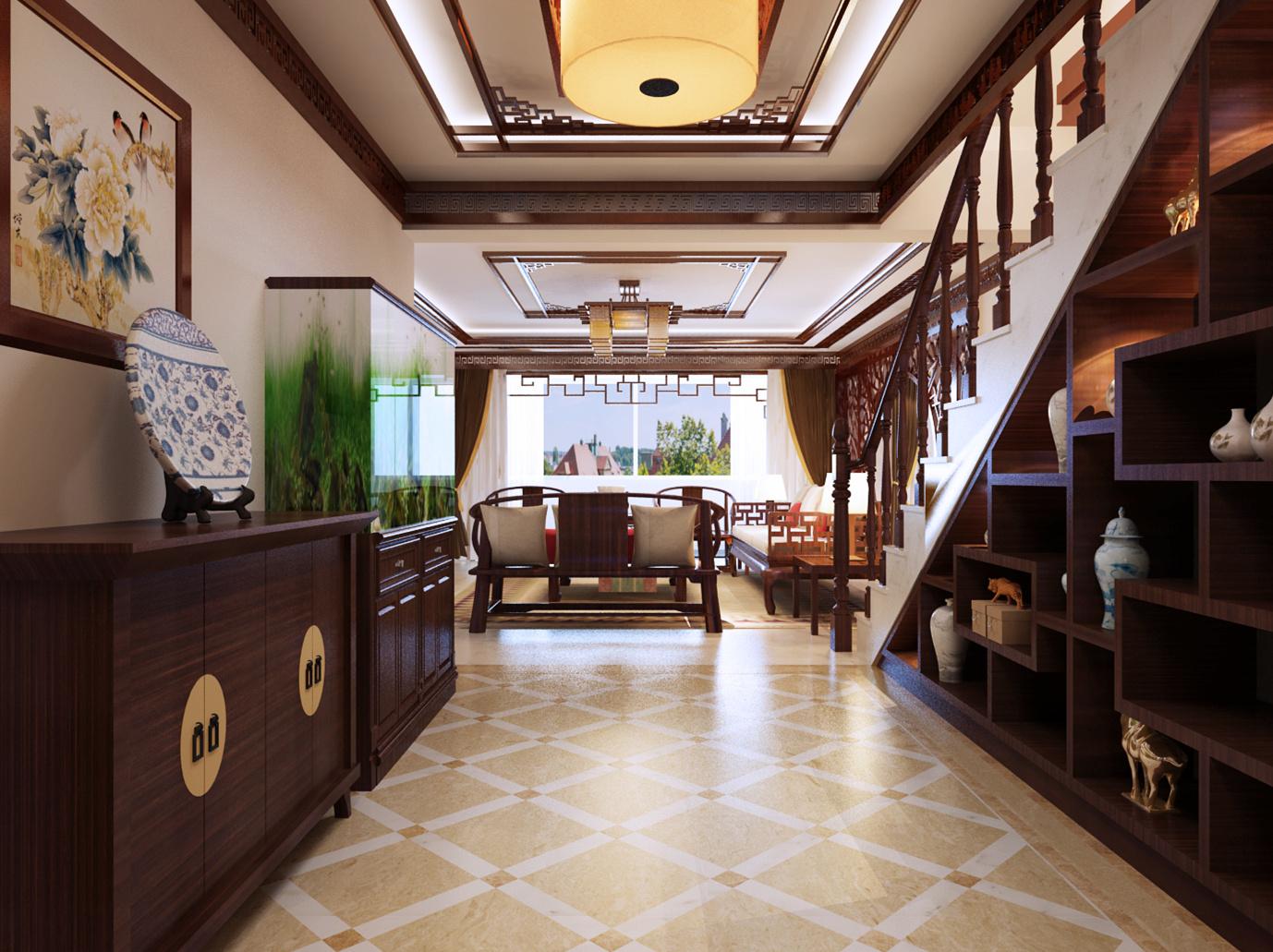 图片中式风格北京装修装饰效果图其他别墅装修居然元洲来自小杨在哪里有酒店西安别墅图片