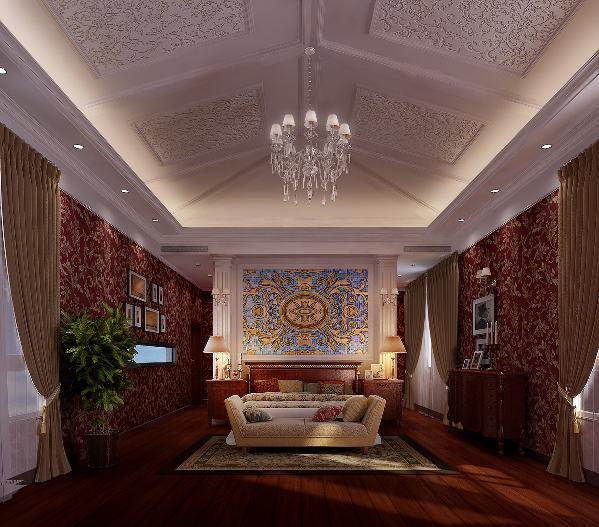 地面:全抛釉、复合木地板 墙面:壁纸、墙砖 顶面:乳胶漆