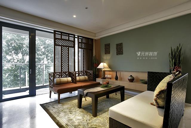 三居 南亚风情 东南亚风格 其他图片来自居然元洲装饰小杨在南亚风情园-130平米东南亚风格的分享