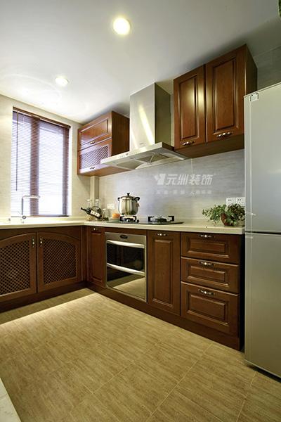 三居 南亚风情 东南亚风格 厨房图片来自居然元洲装饰小杨在南亚风情园-130平米东南亚风格的分享