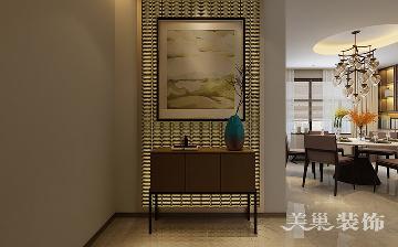 迎宾路3号238平方四室装修效果图