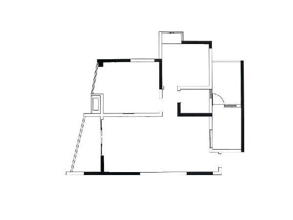 设计理念:户型图  主材说明地板:卢森 墙漆:福乐阁