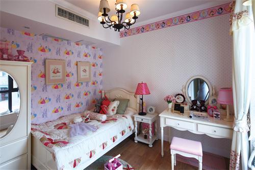 梦幻般的儿童房间