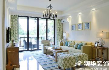 海赋江城·美式风格