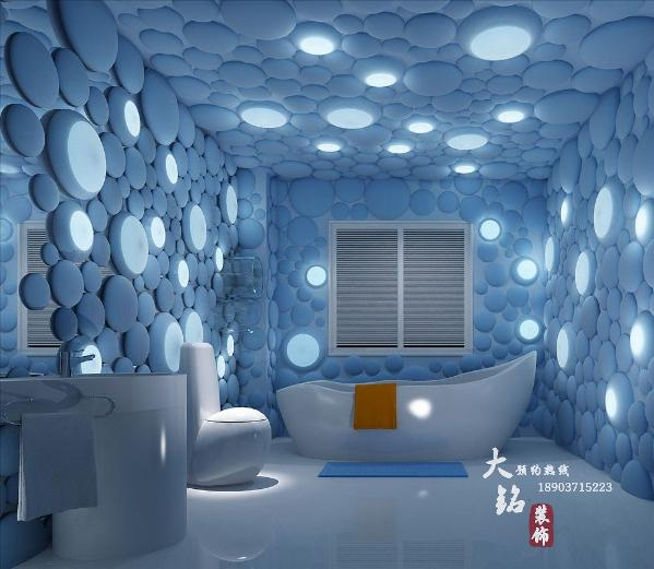 郑州大铭装饰设计工程有限公司 16号主题酒店