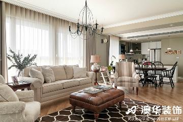 东湖楚天府·美式风格