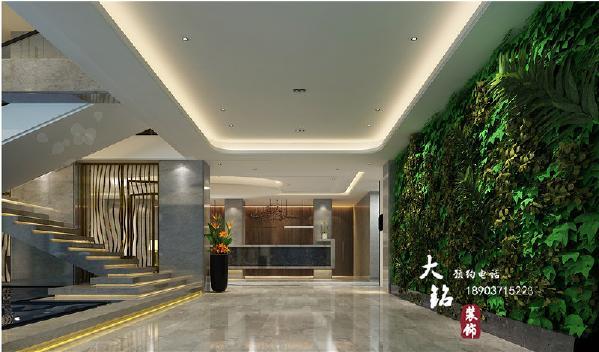 郑州大铭装饰设计工程有点公司 中牟雁悦景湾风格酒店