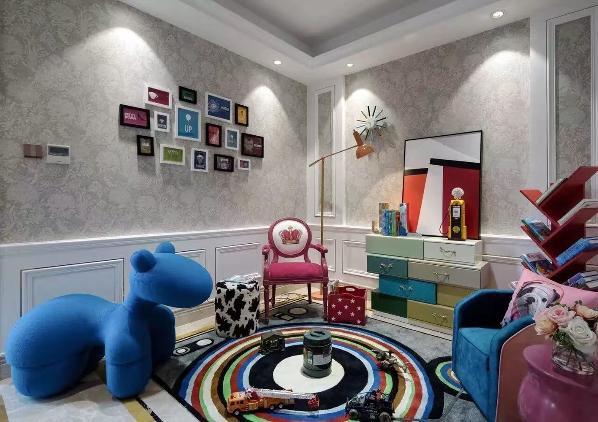 别墅装修欧式风格设计,儿童娱乐区装修设计