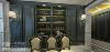 金色港湾160平三室两厅欧式风格