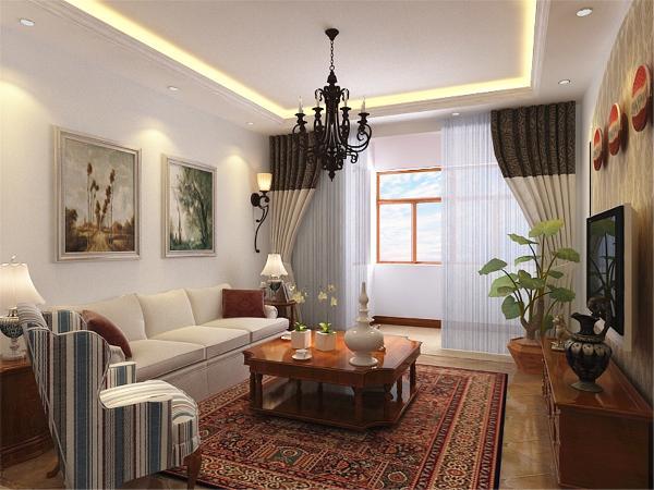 美式家具传达了单纯、休闲、有组织、多功能的设计思想,让家庭成为释放压力和解放心灵的净土。外观和用料仍保持自然、淳朴的风格使其看起来更整洁、美观。