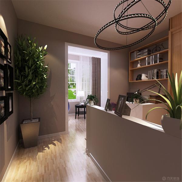 这是一套兴云里2室1厅1卫一厨90.00㎡的户型。本户型面积不大,风格属于现代风格,所以此次设计方案定义为现代风格。
