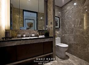 中式 温馨 舒适 三居 白领 收纳 旧房改造 80后 小资 卫生间图片来自fy1831303388在中海龙湾半岛的分享