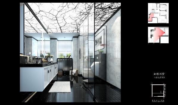 """由于业主比较喜欢欧式古典风格,然而设计师认为欧式古典风格是一种""""反设计的设计"""",当代社会认为欧式古典奢靡铺张,不符合当今提倡的绿色环保理念。因此在此种理念下,对欧式古典风格进行改变,提取经典元素。"""