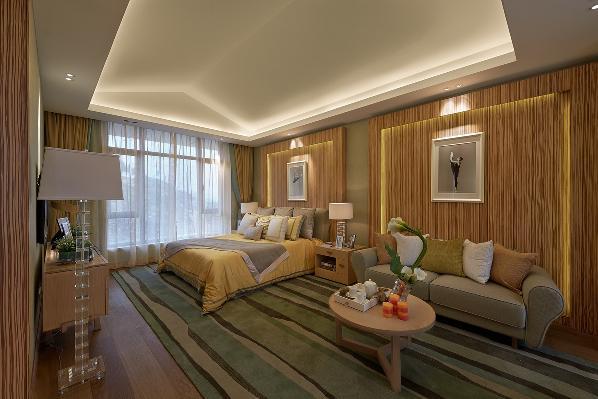 后现代风格强调建筑及室内设计应具有历史的延续性