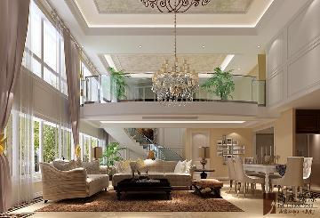 高度国际作品简欧风格别墅案例