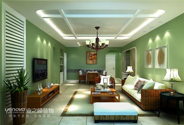 西吴御龙庭141平米奢华经典欧式风格设计装修效果图——太原业之峰