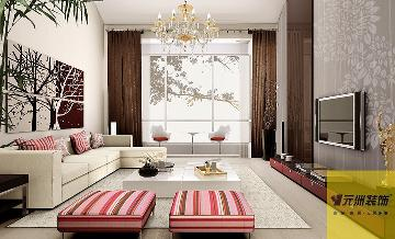 220平复式结构现代风格优雅大方