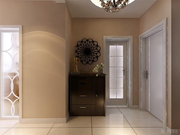"""本案为远洋风景标准层户型3室1厅1卫1厨88.00㎡的户型。这次的设计风格定义为""""现代北欧风格""""。"""