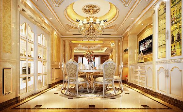 精心选购的家具和软饰配置的搭配,都使这个家浸透出一种稳重华贵的气质。