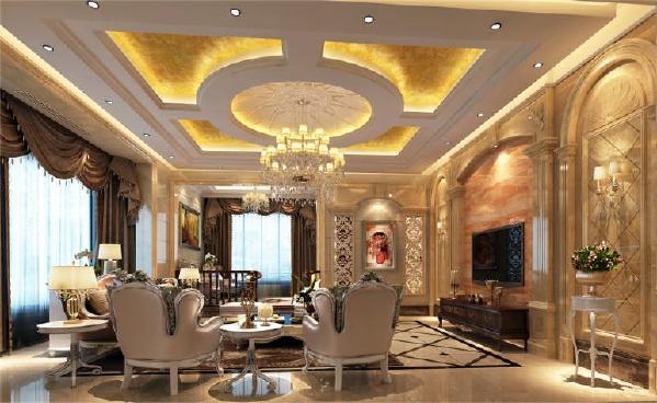 设计以暖色调与经典的线条勾勒出空间的时尚贵气之美,这个混合了现代时尚与欧式经典的家,纯粹又耐人寻味。