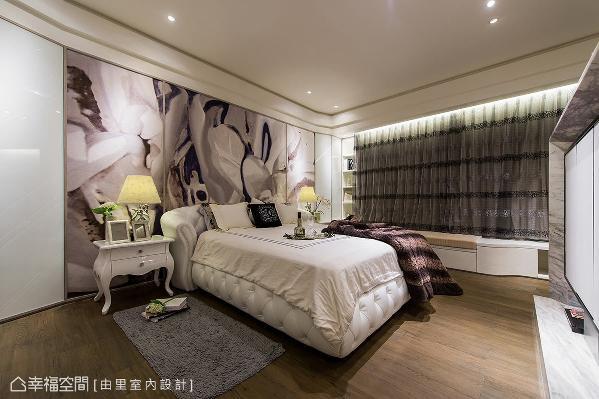 卧室木地板收边