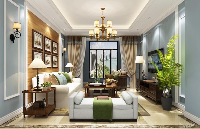墙面设计是整个家居的灵魂,石膏线条造型优雅精致,富有内涵,吊顶造型图片