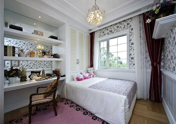 简欧家具包括床、电视柜、书柜、衣柜、橱柜等等都与众不同,营造出日常居家不同的感觉。