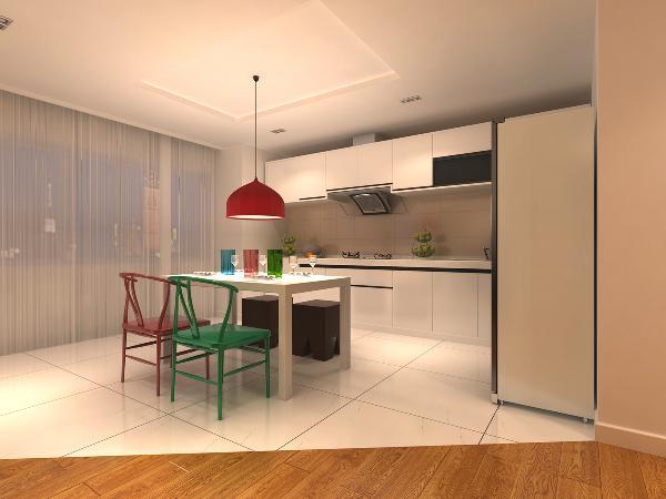 包括对书房、吧台以及餐厅的重新组合,以一种完全新型的方式展现出来。