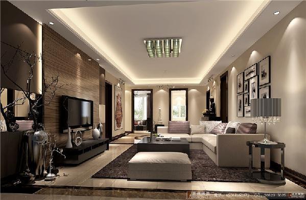 中德英伦联邦客厅的样子-----成都高度国际装饰设计