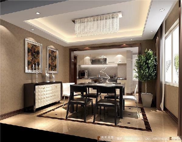 中德英伦联邦餐厅效果-----成都高度国际装饰设计