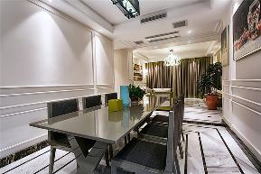 三居 白领 收纳 旧房改造 80后 小资 舒适 温馨 高富帅 餐厅图片来自fy1831303388在世茂玉锦湾的分享