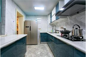 三居 白领 收纳 旧房改造 80后 小资 舒适 温馨 高富帅 厨房图片来自fy1831303388在世茂玉锦湾的分享