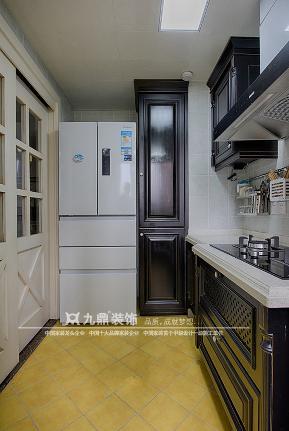 美式 四居 舒适 厨房图片来自九鼎建筑装饰工程有限公司成都分在中德英伦联邦的分享