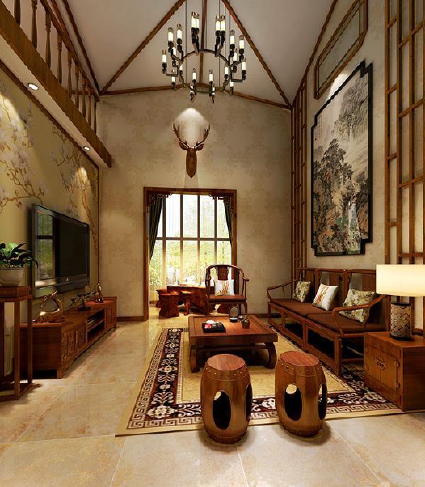让古典与现代完美结合,传统与时尚并存;