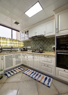 三居 美式 舒适 简单 厨房图片来自九鼎建筑装饰工程有限公司成都分在华润凤凰城的分享