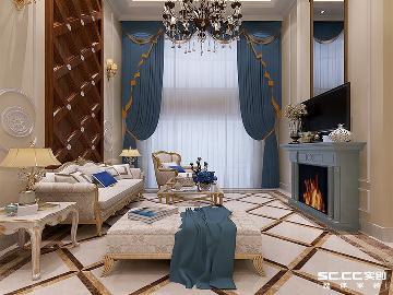 180欧式--雅致奢华大宅风范