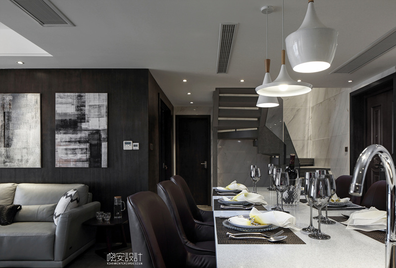 简约 三居 白领 收纳 80后 小资 餐厅图片来自周晓安在蓦然几何的分享