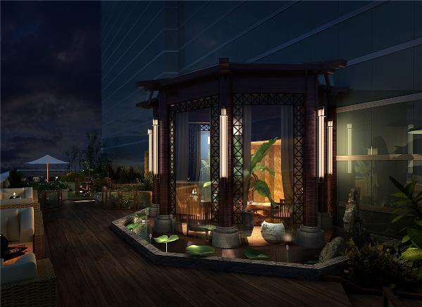 天安大厦700平商务会所装修设计方案展示,上海腾龙别墅设计师孔继民作品,欢迎品鉴!