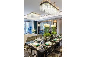 三居 白领 收纳 旧房改造 80后 小资 舒适 温馨 高富帅 餐厅图片来自fy1831303388在丽景港的分享