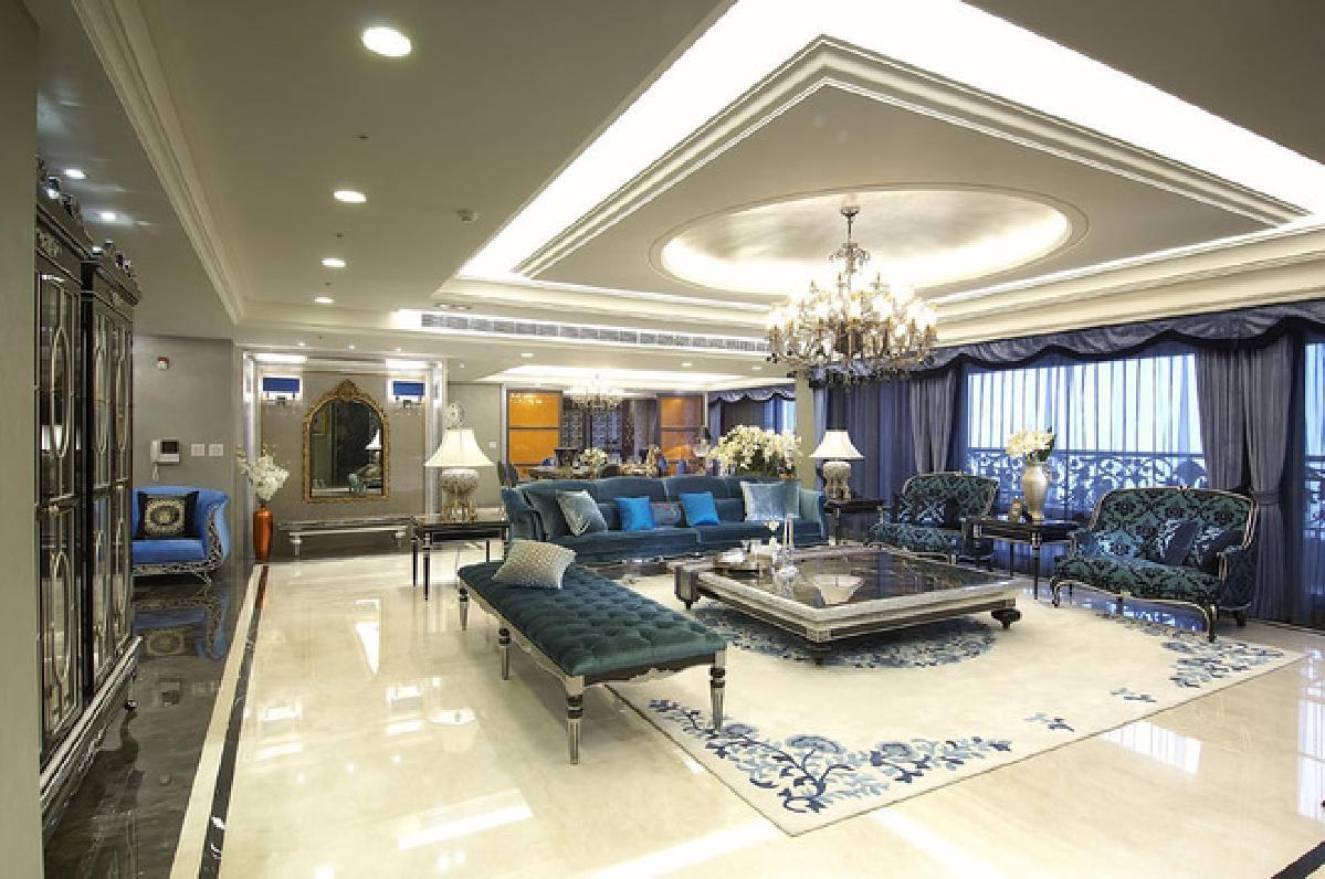 上海腾龙别墅设计,别墅豪宅专业服务品牌,设计施工双一级资质,设计师图片