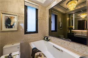 三居 白领 收纳 旧房改造 80后 小资 舒适 温馨 高富帅 卫生间图片来自fy1831303388在丽景港的分享