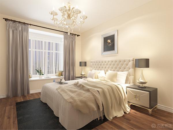 房间墙壁颜色搭配_卧室整体墙面是米黄色的,那么床头背景软包和床用什么颜色搭配 ...