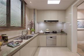 三居 白领 旧房改造 收纳 80后 小资 舒适 温馨 高富帅 厨房图片来自fy1831303388在彩叠园新中式的分享