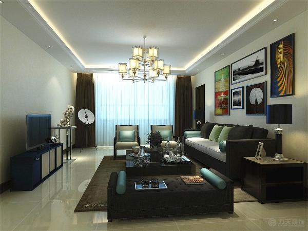 适合于三口之家居住,以简洁明快的设计风格为主调,简洁和实用是现代简约风格的基本特点。