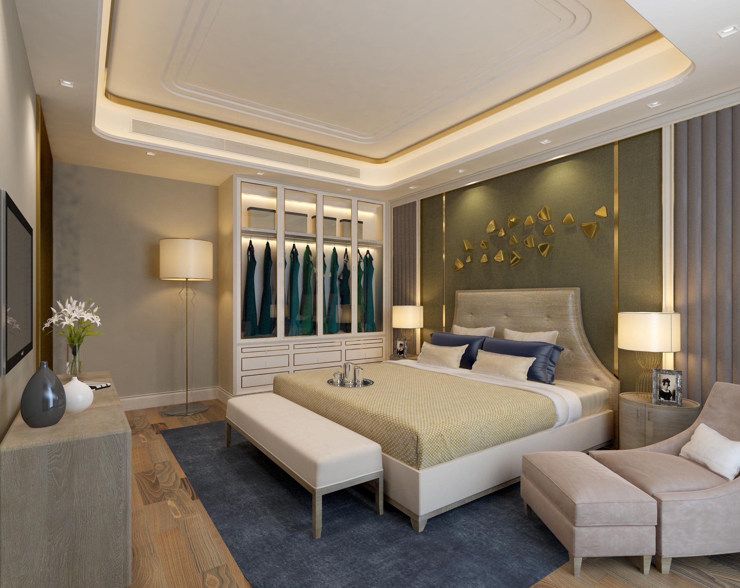 卧室图片来自JingYiPrize人居空间设计大赛在宁丽丽-极富缘墅的分享