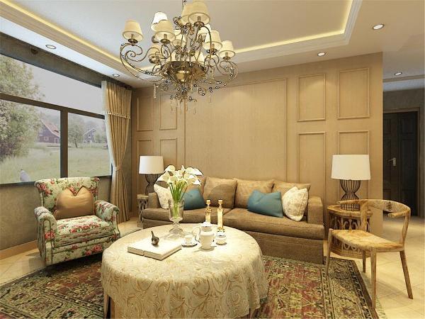 本户型为首创城户型图二期高层标准层D户两室一厅一厨一卫99.00㎡的户型。