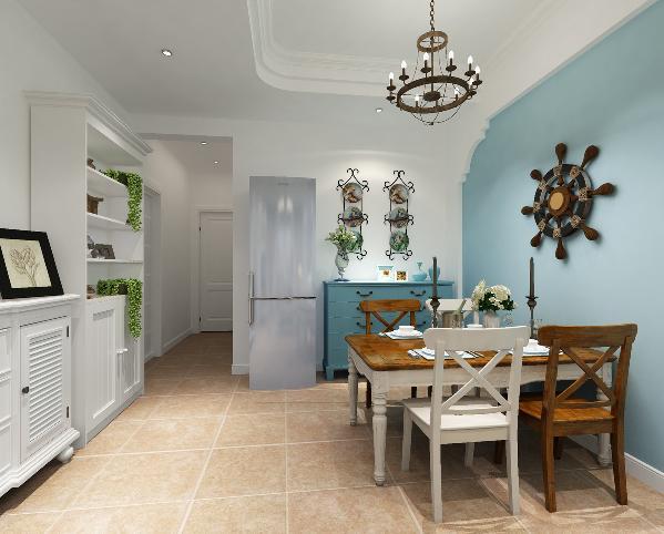 玄关 玄关与餐厅的设计遵从业主本身的生活习惯,收纳空间的设置非常实用。家居搭配建议上,以双色配色来增加空间的变化。