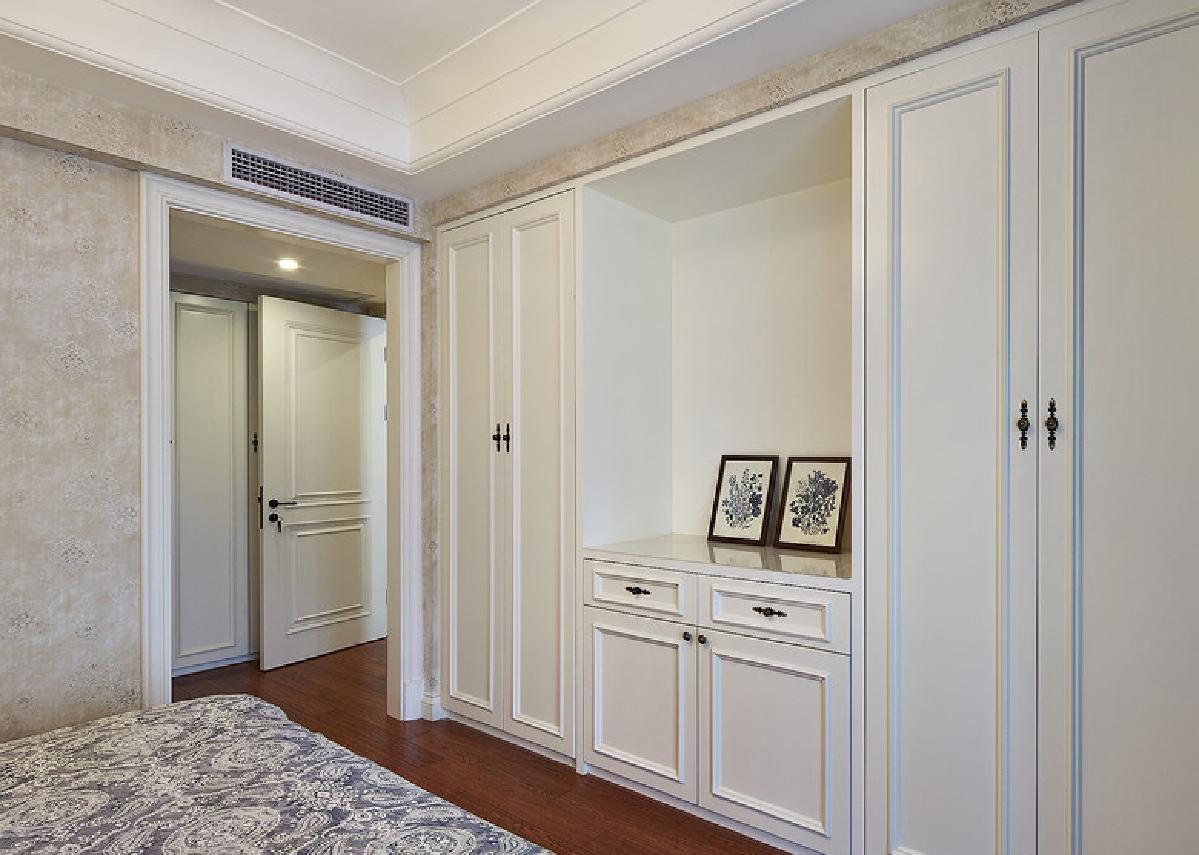 壁纸                                   主卧衣柜图片