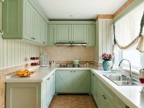 法式 糖果色 浪漫 唯美 小清新 别墅 厨房图片来自tjsczs88在浪漫甜美糖果色,清新法式唯美风的分享
