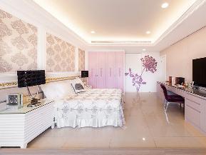 新古典 小清新 四居 卧室图片来自tjsczs88在清新海蓝新古典的分享